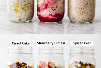 Overnight oats and a coping toolkit