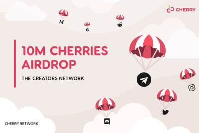 The Cherry Airdrop Ends