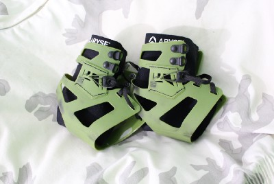 800 Mile Review of the ARYSE IFAST Ankle Braces