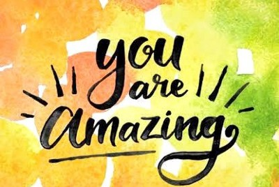 You are an Amazing Wonder, read out the lines in the post to find out how. 👉