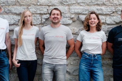 More capital available for Baltic founders and a growing team at Change Ventures
