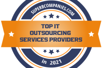 Devstree IT Services listed among Top IT Outsourcing Companies 2021 by Superbcompanies.com