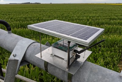 A fitbit® for center pivot irrigation