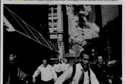 The Story of Marty Metzer's 9/11 Story