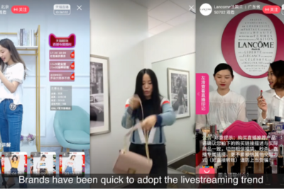 Livestreaming took over Chinese E-commerce. The rest of the world is next.