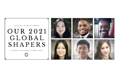 Welcome our 2021 Global Shapers