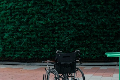 To the Man at the Mall Who Told Me I Didn't Need My Wheelchair
