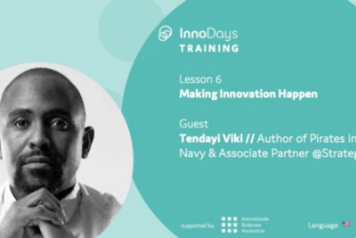 How to Make Corporate Innovation Happen?
