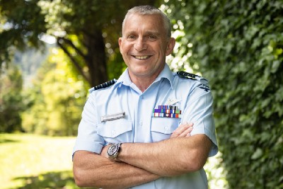 RNZAF Helicopter Crewman Officer awarded New Year Honour