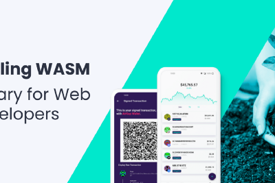 Sapling WASM library for web developers