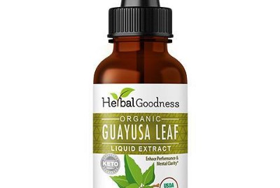 GUAYUSA LEAF TEA AND SMOOTHIE RECIPES   HERBAL GOODNESS