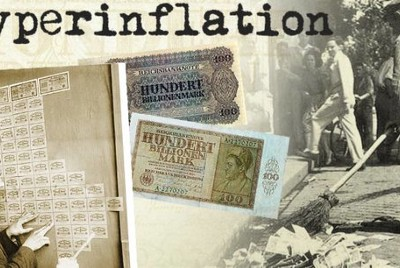 Are we heading into (hyper)inflation?
