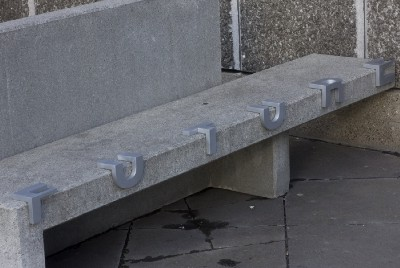 How to use design to make public spaces unusable and unappealing