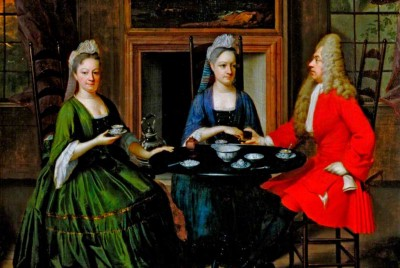 But My Tea! A Letter from the Frontlines of Colonial Boston