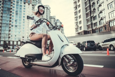 Dream to have a scooter, and top 10 the most desired scooters in the World!