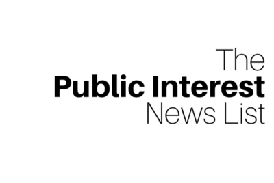 The Public Interest News List: 80 regional journalists who sum up why local journalism matters