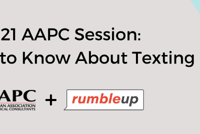 AAPC Approved: 5 Exclusive Political Texting Strategies To Know