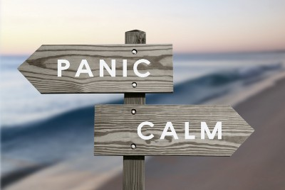 A First Step in Overcoming Panic Attacks