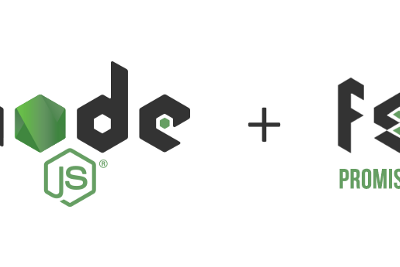 Read/Write a file with Node.js in 2019