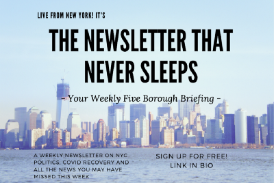 The Newsletter That Never Sleeps- Edition #3, 5/6/21