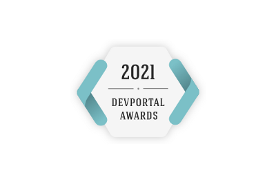 ABN AMRO is nominated for the Developer Portal Awards 2021