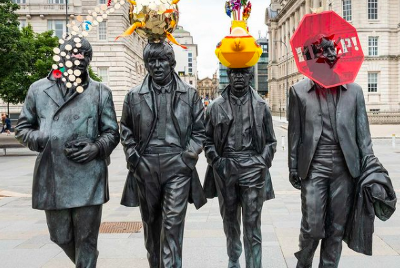 Statues…Redressed and Re-Imagined