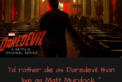 What is a Real Christian? Daredevil Knows