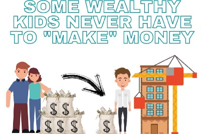 Wealth Doesn't Care What You Make