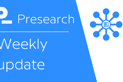 Presearch Weekly News & Updates w Colin Pape #36—Oct 8, 2021