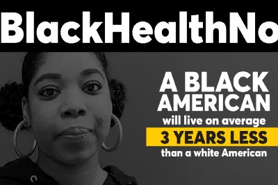 #BlackHealthNow: an initiative to highlight and address the grievous healthcare inequities that…