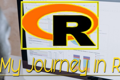 Familiarise with R-Programing Language and coding in R-Studio.