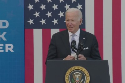 I Hired AI To Make Transcripts of Biden's Build Back Better Speech in Scranton—This Is What I…