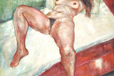 Gazmend Freitag—The Red Bed