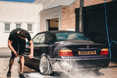 How Busy People Keep Their Cars Clean Like a Boss?