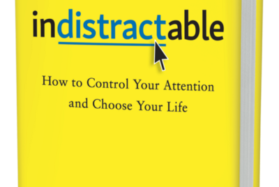 A book review on Indistractable