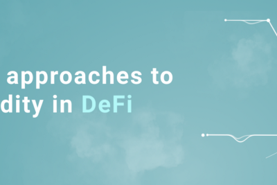 New Approaches to Liquidity in DeFi