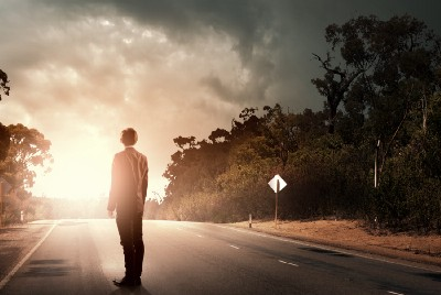 Leadership is a road, not a destination. And it's time to start walking.