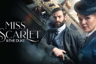 Review: Miss Scarlet and the Duke, Season 1, Episode 6: The Case of Henry Scarlet