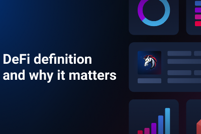 DeFi in crypto: what is it, and why does it matter now?