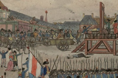 ROBESPIERRE AND THE FRENCH REVOLUTION — LITERATURE SURVEY ON RUTH SCURR'S FATAL-PURITY