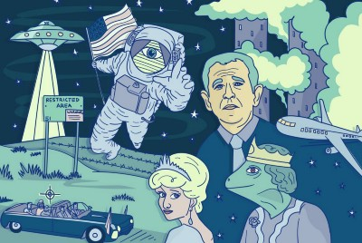 How real are conspiracy theories?