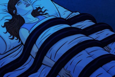SLEEP PARALYSIS: Fear of Sleeping!