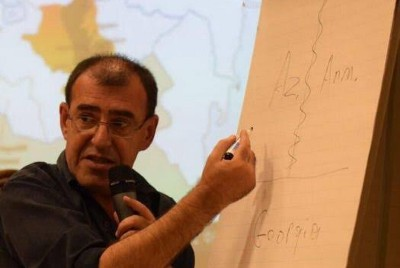 Georgi Vanyan on regional cooperation and the future of the South Caucasus (interview, April 2020)