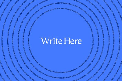 What Are You Waiting For? | Write Here 12