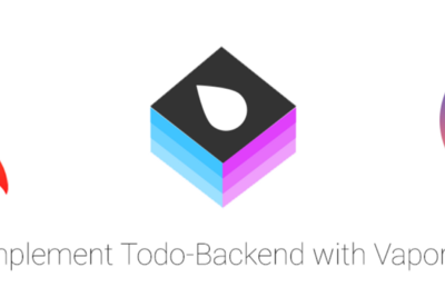 How to Build a ToDo List Backend With Vapor 4and Swift