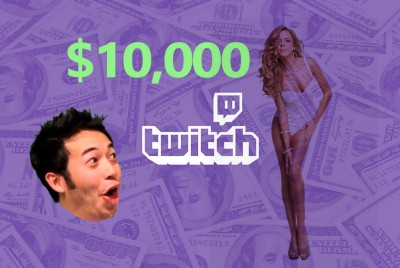 YOU WON'T BELIEVE HOW THESE TWITCH STREAMERS EARN TONS OF MONEY