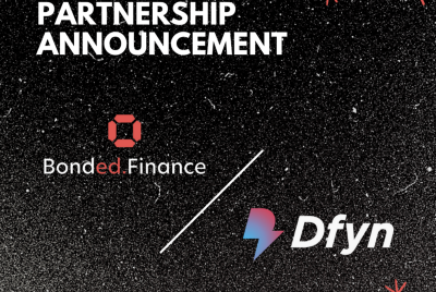 Bonded Is Partnering With Dfyn!