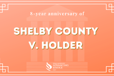 Eight Years Later: The Shelby County v. Holder Decision