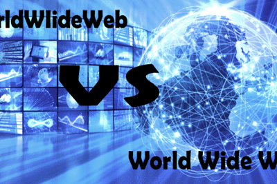WorldWideWeb vs World Wide Web: Two different terms