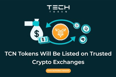 TCN Tokens Will Be Listed on Trusted Crypto Exchanges